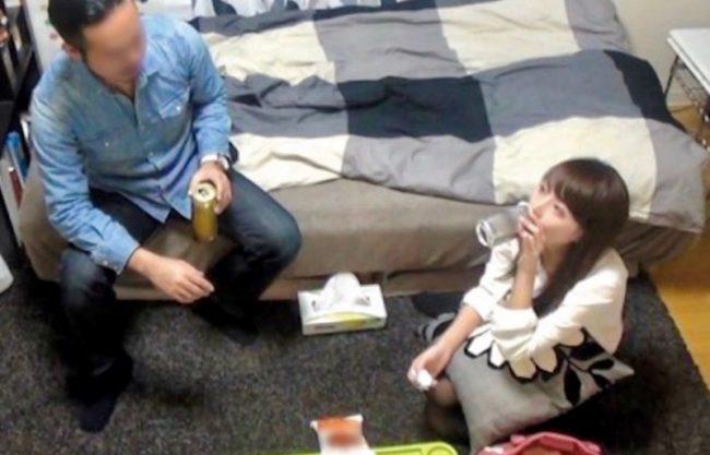 【素人ナンパ】関西弁の激カワ美女を自宅に連れ込み即ハメセックス!ちゃっかりAV販売しちゃったwハメ撮りを激写w