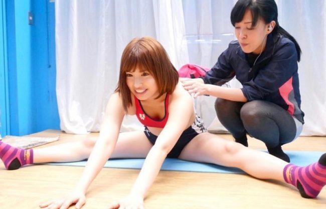 〔 MM〕アスリート女子大生のエッチな身体測定w膣圧測るエッチな調査!膣内発射される姿をハメ撮りw